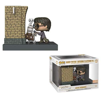 Funko Harry Potter Platform Movie Moments