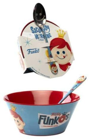 Funko Cereal Bowl Freddy