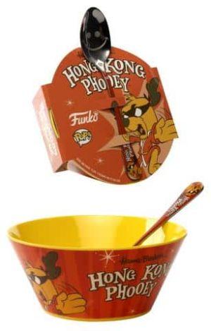 Funko Cereal Bowl Hong Kong Phooey