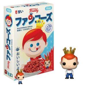Funko Cereal Freddy DeigenerCon