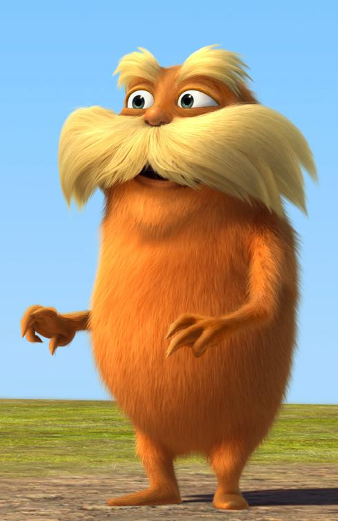 The Lorax Printable Water