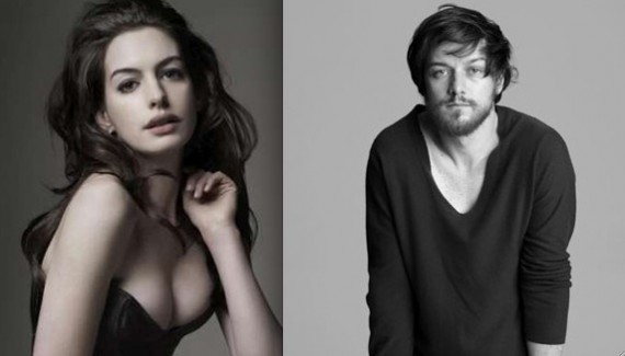 Anne Hathaway And James Mcavoy For Elizabeth Bennett And Mr Darcy
