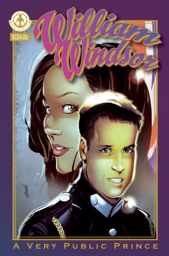 kate middleton and william windsor. the comics Kate Middleton