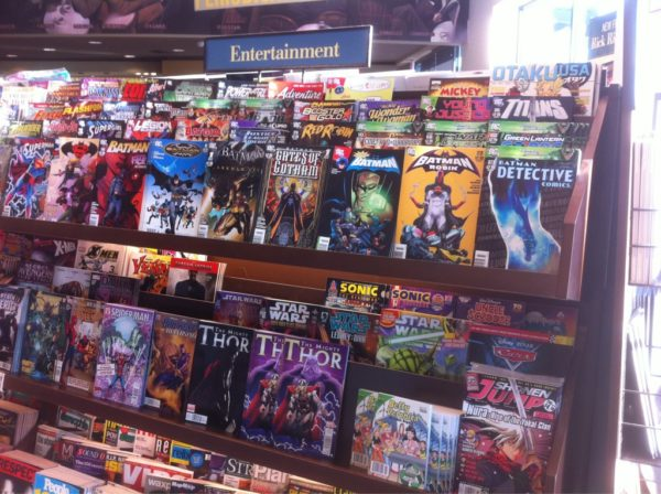 Barnes And Noble Comics A Failed Experiment Update