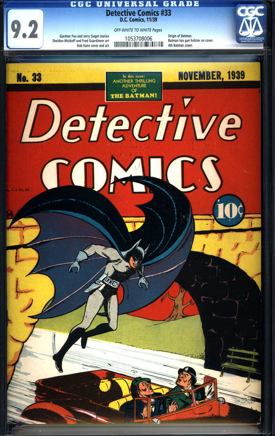 detective comic 27 online dating