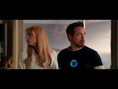 Mr. Stark… Ready For A Lesson?  Another New Iron Man TV Spot