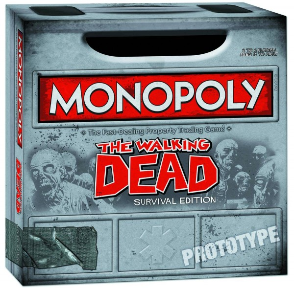 The Walking Dead Monopoly And Risk…