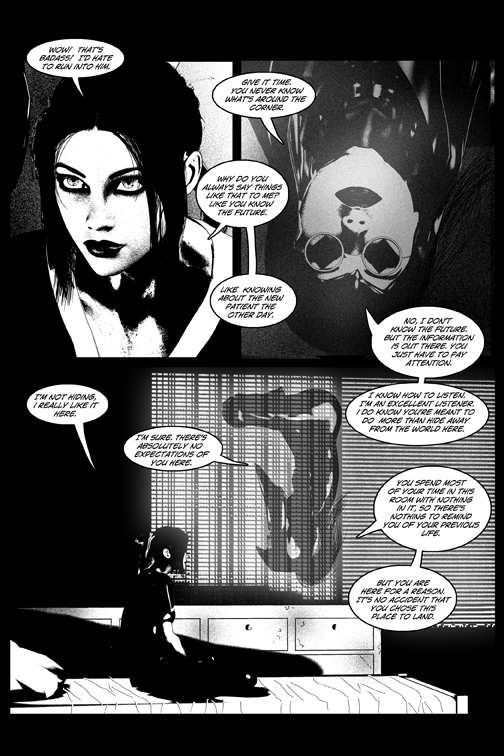 The Uncanny Collection 1 page 36