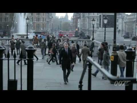 Latest Skyfall Video Takes You To James Bonds London