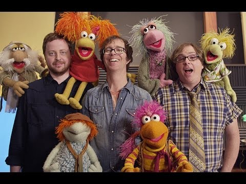 Video: Fraggles Infest The New Ben Folds Five Promo