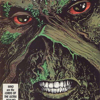 Is this the Swamp Thing of Dark Universe?