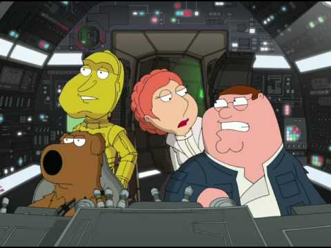 Now Is The Time To Buy The Family Guy Star Wars Specials
