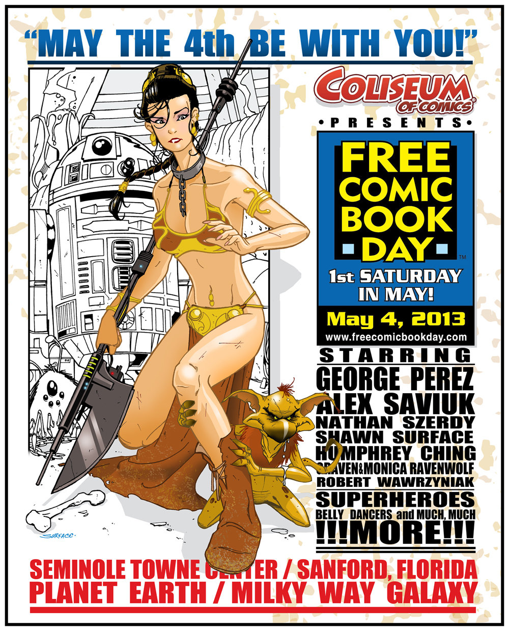 fcbd 2013 free comic book day is coming what are you up to