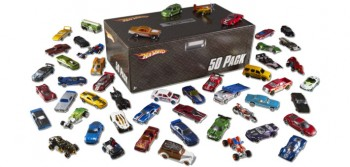 hot wheels 50 pack