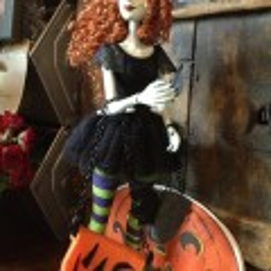Scary Godmother Dolls