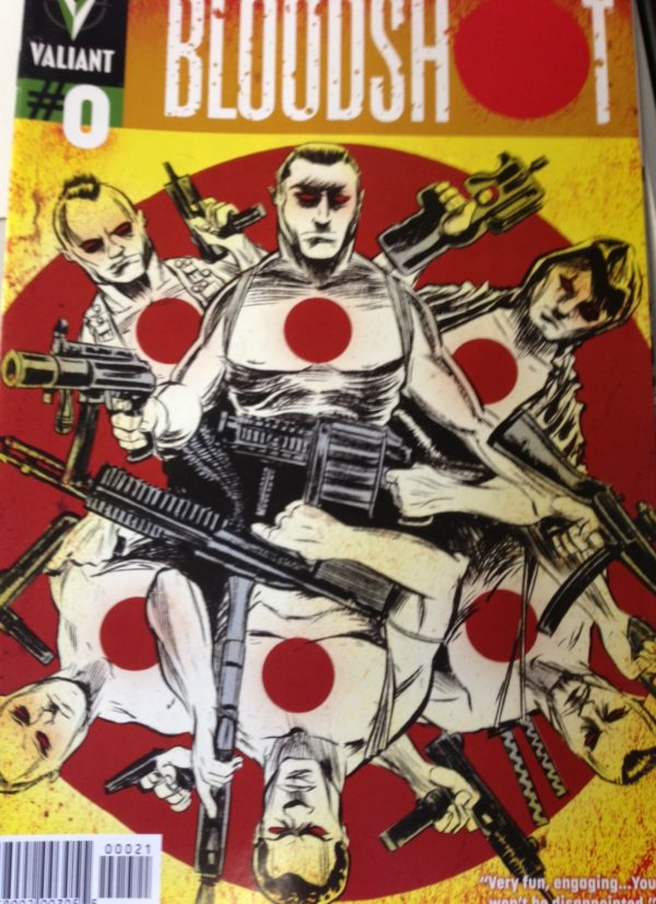 Bloodshot Kindt