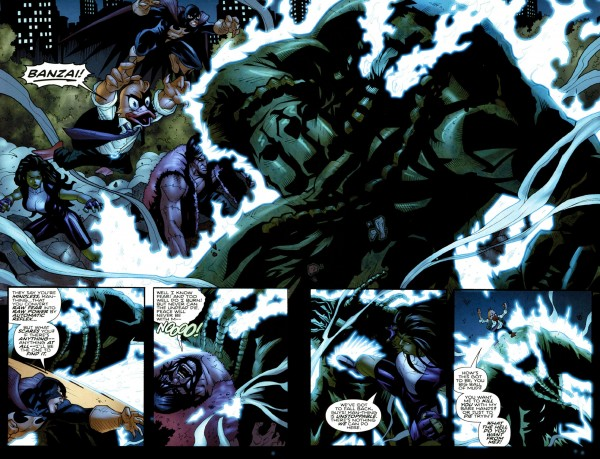 Fear Itself - Fearsome Four #4 - Page 8