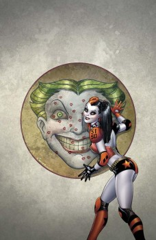 Harley Quinn 0 cover revise