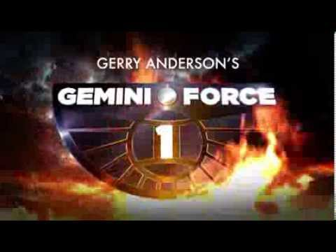 Trailers For Andercon And Gemini Force One Featuring Gerry Anderson Himself