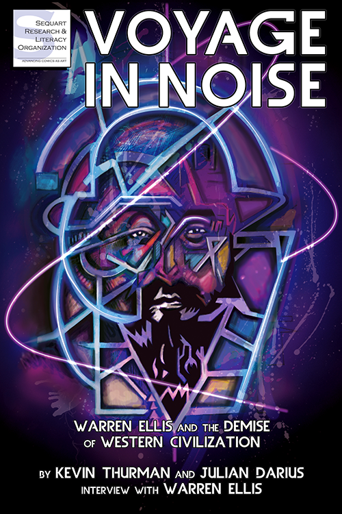 VOYAGE IN NOISE cover