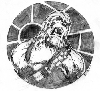 C_is_for_Chewbacca_by_scribblebri