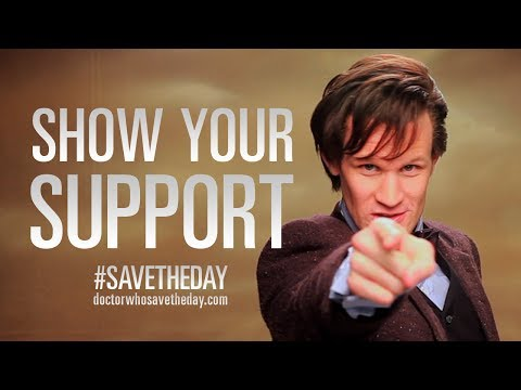 The BBC Are Really Very Very Keen To Get #SaveTheDay Trending On Twitter