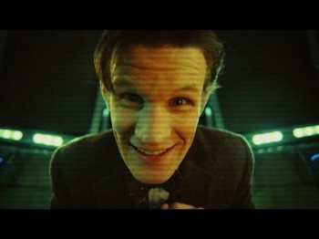 The Doctor Interrupts Your Evening's Programming (Plus Bonus BBC America Trailer For Day Of The Doctor)