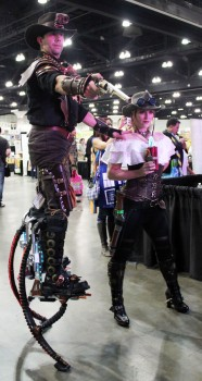 Steampunk Cosplay 1