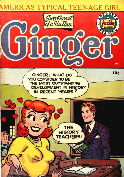 Gay teen ginger