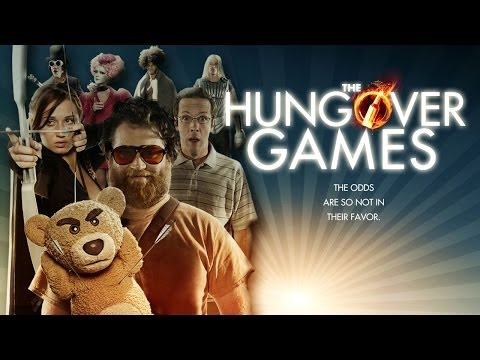 Red Band Trailer For The Hungover Games &#8211 A Low-Rent Low-Ambition Spoof Movie