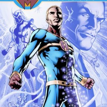 Alan Davis' Cover To First Miracleman Collection From Marvel Goes Live