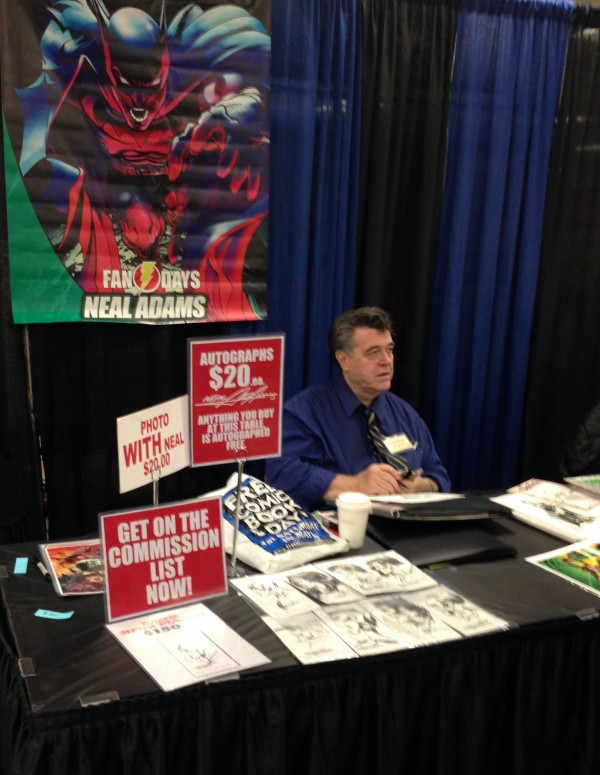 Neal Adams STEELCON (1 of 1)