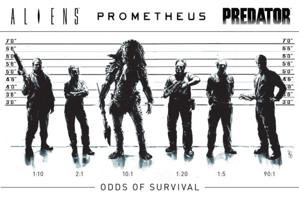 Aliens Vs Prometheus Vs Predator