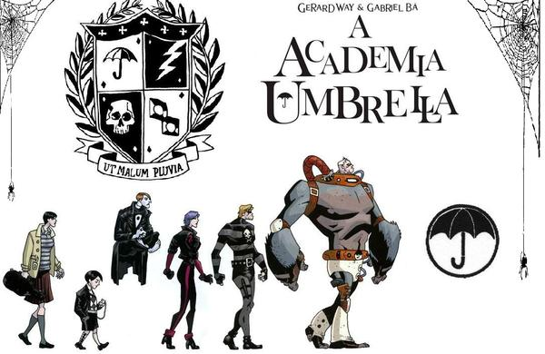umbrella academy netflix new cast