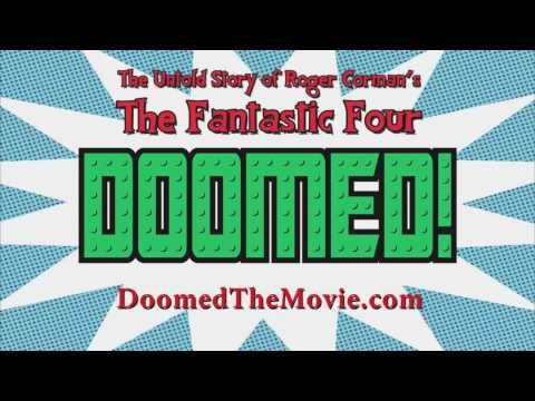 Trailer For Doomed The Documentary About The Roger Corman Fantastic Four Movie