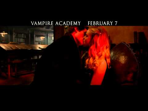 Vampire Academy Release Brought Forward Two New Promo Trailers Released