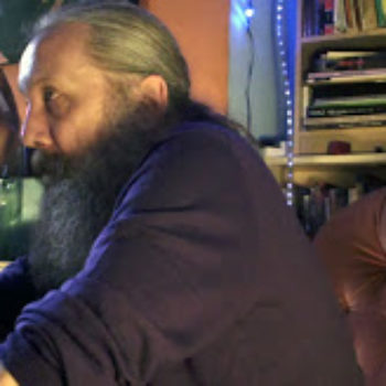 In Play Cosmic Trigger, Alan Moore Will Be The Voice Of An A.I. Supercomputer