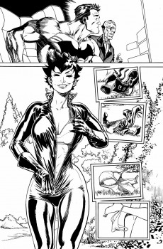 Catwoman 03 page 18