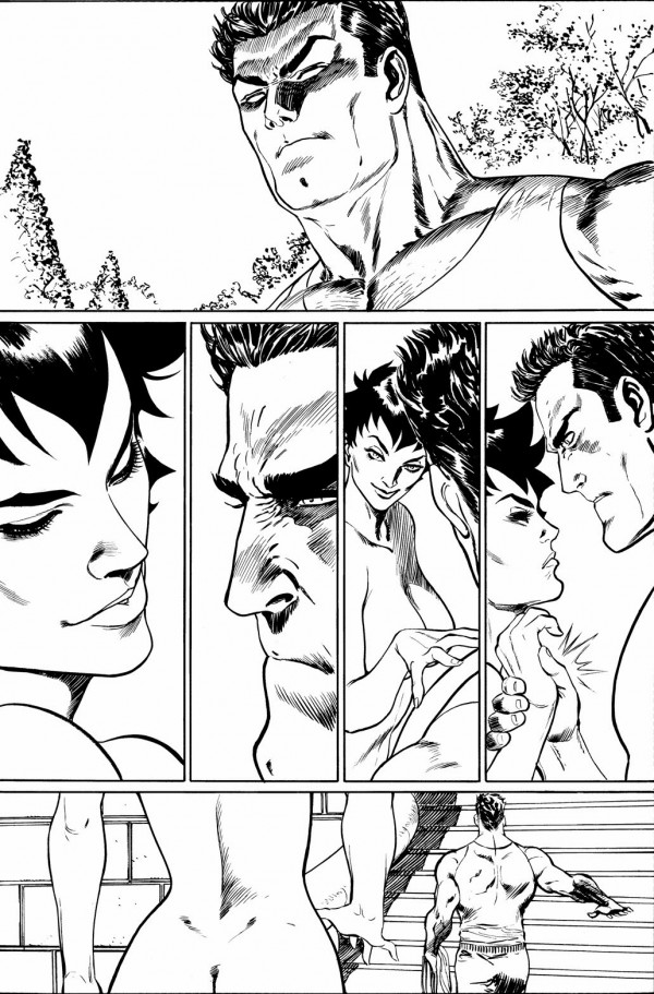Catwoman 04 page 05