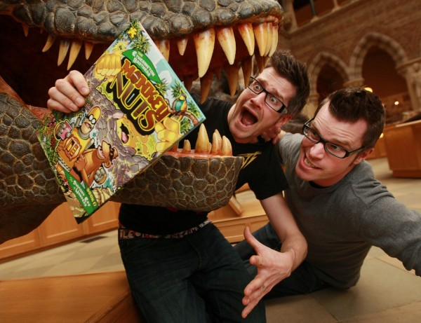 Bookfeast Dino_The Etherington Brothers