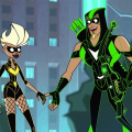 New Animated Green Arrow For DC Nation
