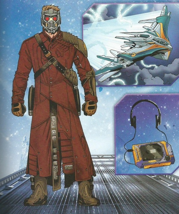 Looking At The Heroes of Guardians Of The Galaxy By ...