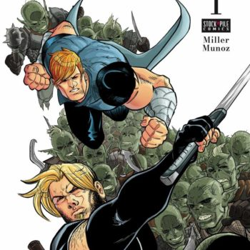 Spotlight On Indie Comics – Thomas Alsop, Horsemen, Eplis, Sherwood Texas, Drawn Away, Broken Legacy