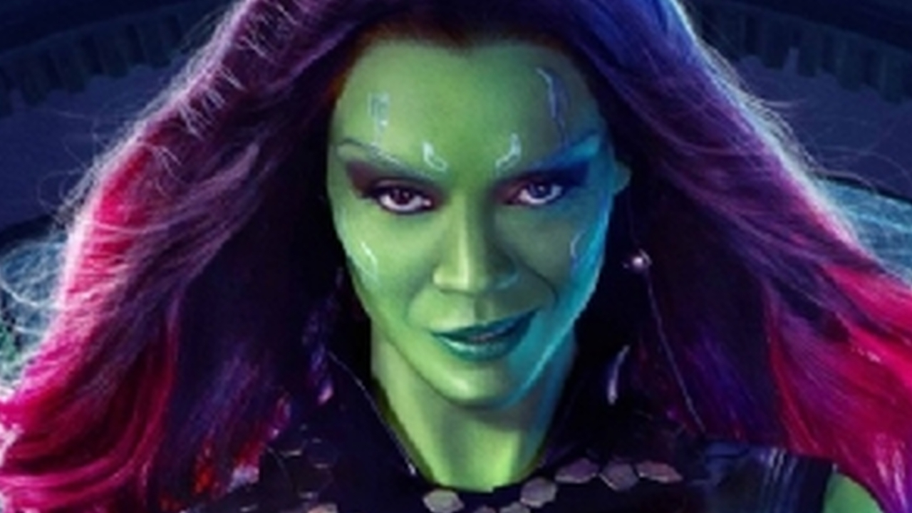 Image result for gamora guardians of the galaxy