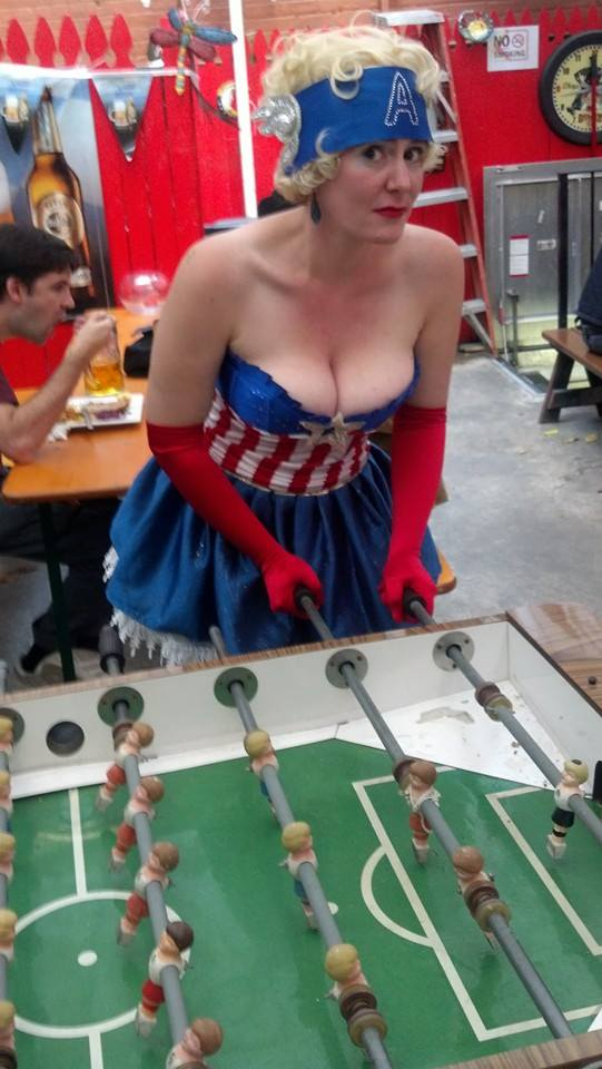 The Joy Of Cosplay, The Perils Of Commerce And The Challenge Of Comic Cons