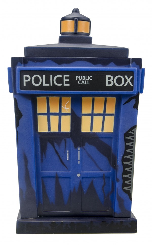 Titan's Exclusive Doctor Who Vinyls Line Up For New York Comic Con At Booth 2142