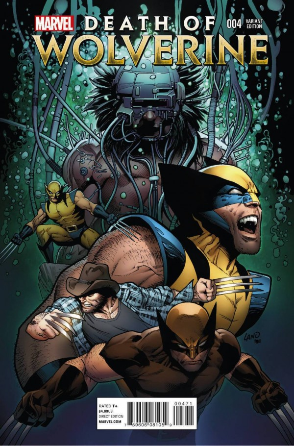 But That Just Gave Retailers Even More Chance To Up Their Orders On The Final Issue Of Death Wolverine And Logan Legacy
