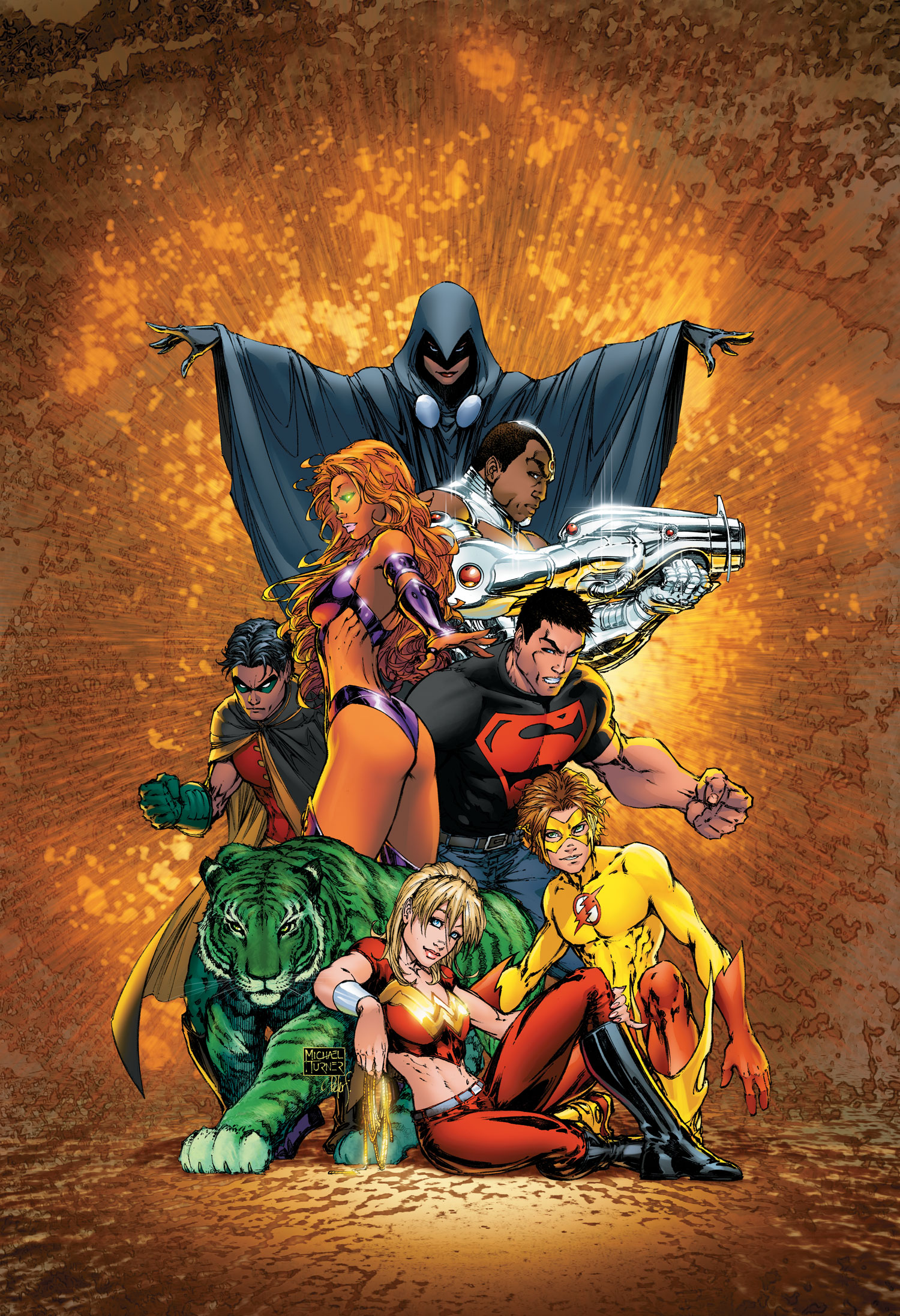 The Next Comic Related Television Series May Be Teen Titans