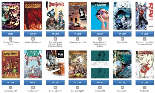 ComiXology Now Accepting Payment By Amazon – And Giving Away Over $55 Of Great Free Comics Today