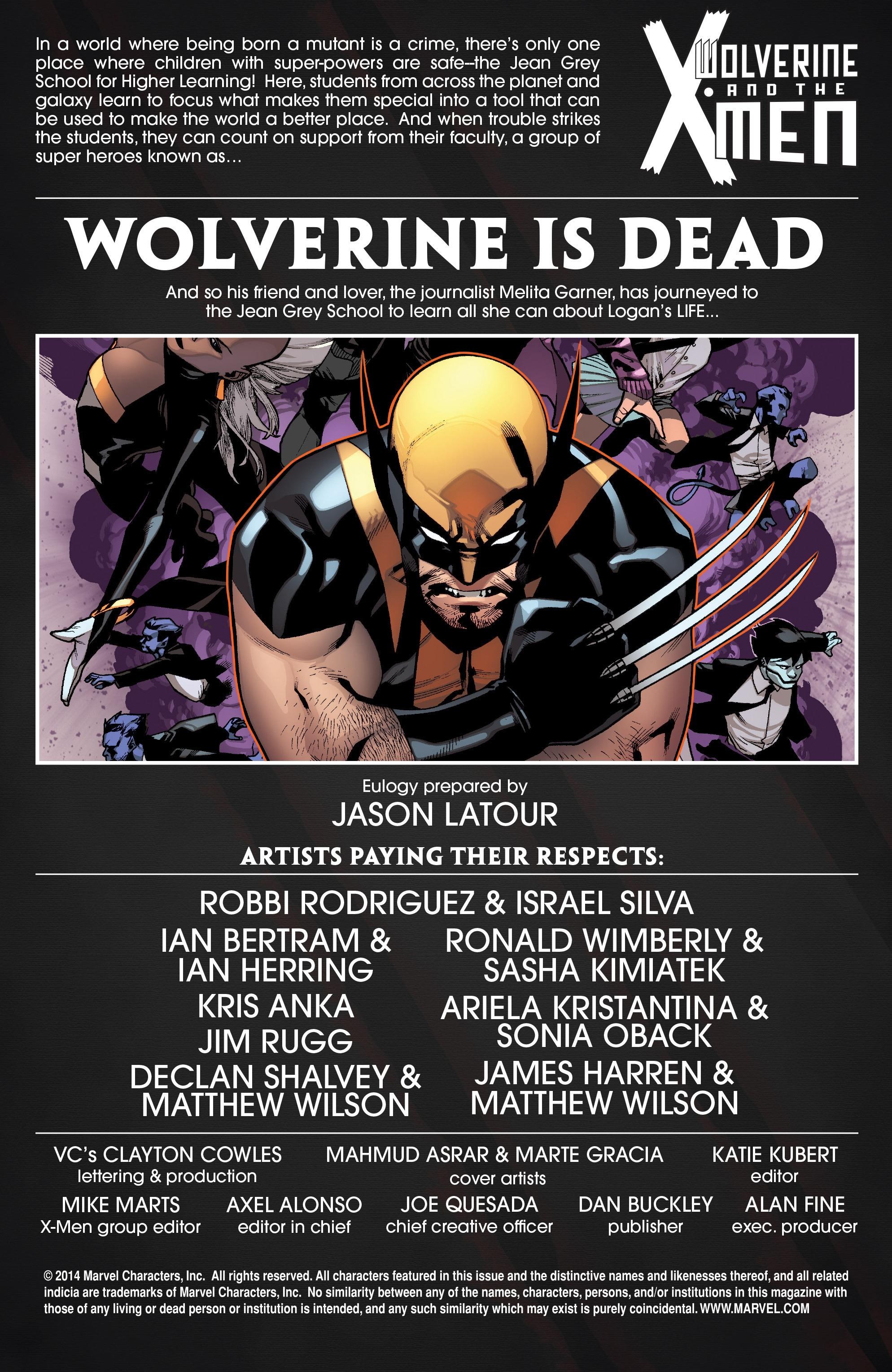 Wolverine and the X-Men #10 (2014) - Page 2